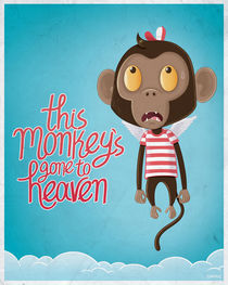 monkey's gone to heaven von raeioul