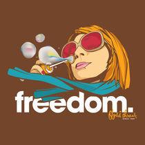 Freedom by David Carmichael