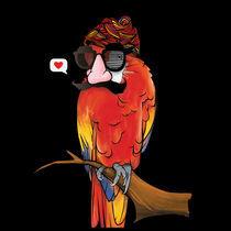 Parrot Spy by David Carmichael