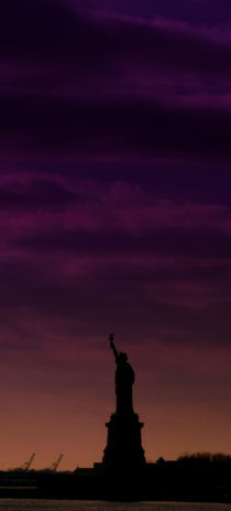 Statue of Liberty by Charlotte Gorzelak