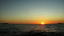 Sunrise In Rio de Janeiro by Carlos Reisig