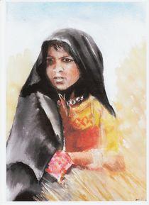 Beduinnenmdchen