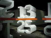 Architectural Typography by autobahn