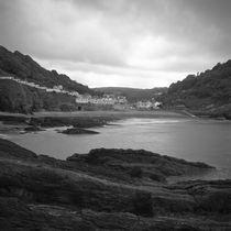 Rocks, Combe Martin, North Devon, 2011 von Paul Cooklin