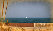 Boat on the Horizon von Milena Ilieva