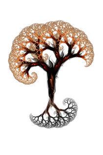 Pythagoras Tree I by pasternak