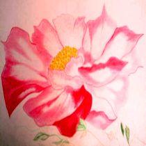 Flower in Rose von tawin-qm