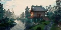 'Chaniwa Garden' von Sohei Abe
