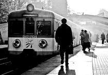 PORTRAIT OF RAIL by Bartosz Jakubiec