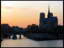 Notre Dame by Pinar Öz