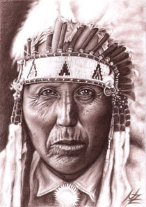 Cheyenne Chief by Nicole Zeug
