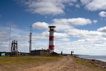 Lighthouse at Kashkarantzy by Ksenia Egorova