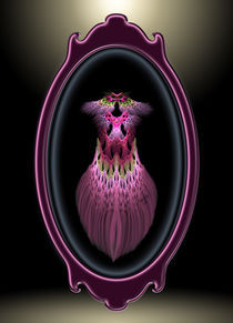 Showgirl Reflection by Karla White