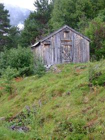 cabin in Norway von Peter Hoetmer