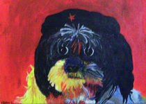 Che Dog Vara by Cedric Alessandro
