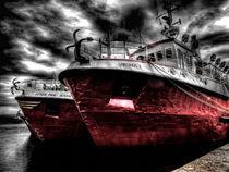 Fishing Boats  von Petra Kontusic