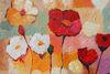 Floral-impasto