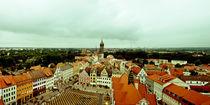 Panorama über Wittenberg von Michael Krause