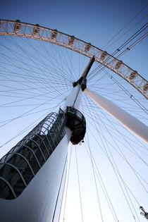 London Eye Rear by Daniel Lima