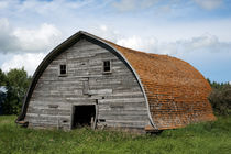 Old Grey Barn von Leslie Philipp