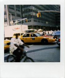 A bike in NY by blackscreen