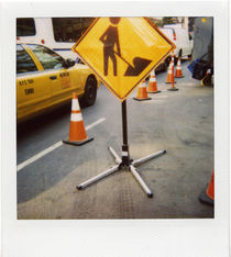 Polaroid-ny-road-sign