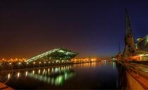 Dockland von Manfred Hartmann
