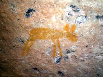 Young Antelope  von Simen Oestmo