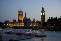 Palace of Westminster by Cristina Herrero