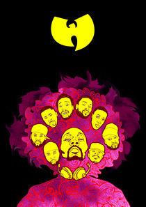 Wu-Tang Clan Purple Haze by Geo Law