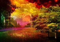 The sky is burning - Der Himmel brennt von lessaksart