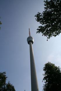 Stuttgart Fernsehturm by Falko Follert