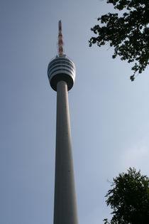 Stuttgart Fernsehturm 2 by Falko Follert