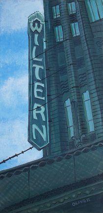 Wilshire and Western von Tom Oliver