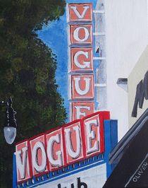 The Vogue von Tom Oliver