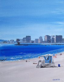 Belmont Shore von Tom Oliver