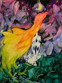 Mangrovenvogel by Ulrike Brück