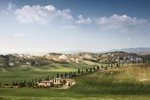Tuscany - Sunny by Alex Fechner