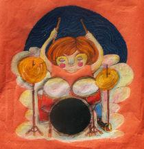 Drum girl von nykka