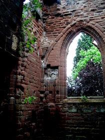 Chester Ruins by Charlotte Gorzelak
