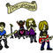 Band-cartoon