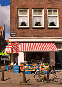 Amsterdam Grocery by Louise Heusinkveld