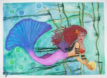 The Sea Sphere von Sandra Gale