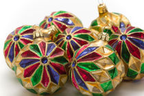 Christmas Decorations by Louise Heusinkveld