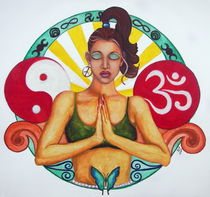 Namaste von Sandra Gale