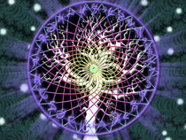 Galactic Tree Of Life by regalrebeldesigns