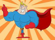 Super Hero by hittoon