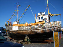 Old Harbour by Melissa Delteil
