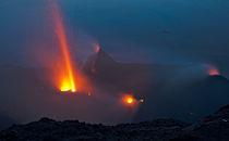 Eruption by Marco Virgone