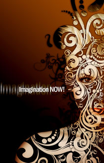 Imagination  by miona